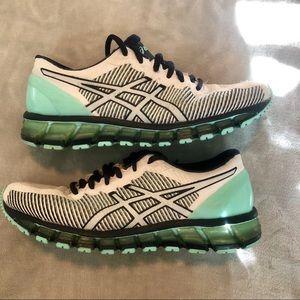 ASICS Gel Quantum 360 running shoes